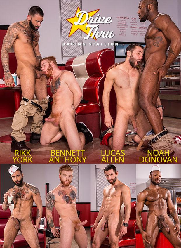 RS – Drive Tru – Noah Donovan, Bennett Anthony, Rikk York, Lucas Allen