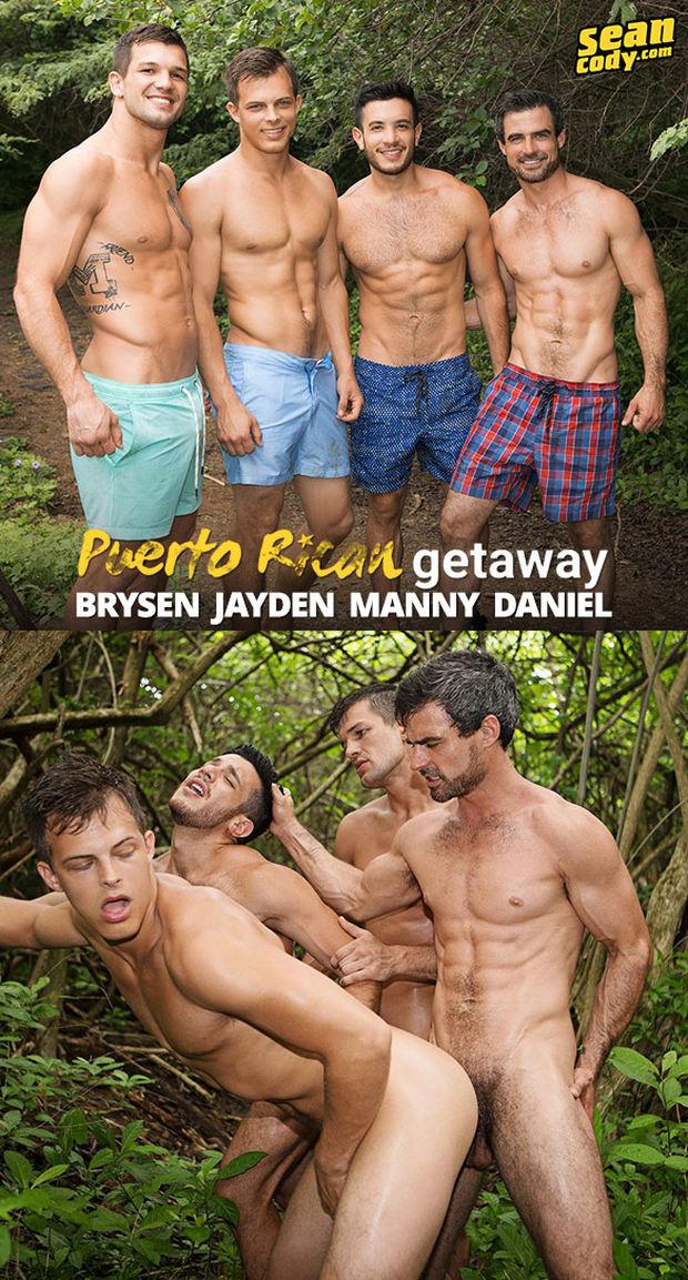 SC – Puerto Rico: Day 4 – Brysen, Daniel, Jayden & Manny