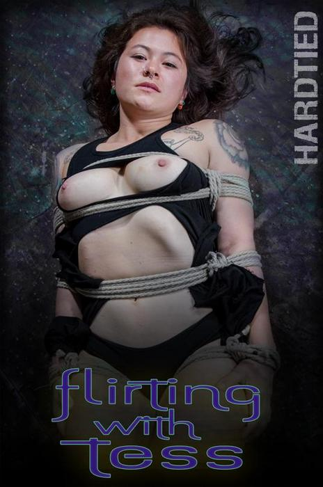 BDSM - Tess Dagger - Flirting with Tess [HardTied.com / 17.05.2017 / HD 720p]