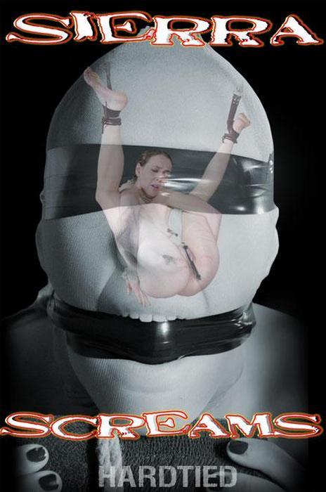 BDSM - Sierra Cirque - Sierra Screams [HardTied.com / 2017 / HD 720p]