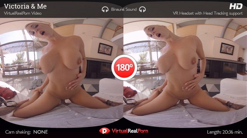 Victoria and Me, Victoria Summers, 3d vr porno, UltraHD, 1600p