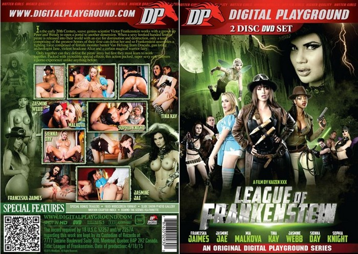 League Of Frankenstein (2015)