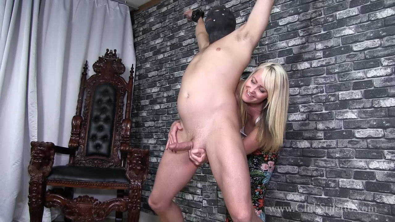 Cbt Male Slave Femdom Womanhood