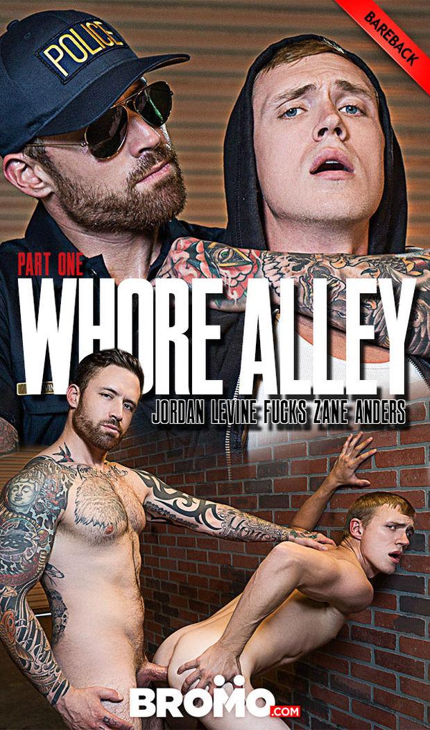 BRM – Jordan Levine Fucks Zane Anders – Whore Alley Part 1