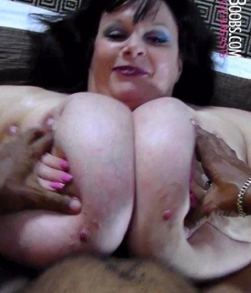 Suzie 44K - Unbelievably Big Tit Fucking BBC 1st hardcore sex