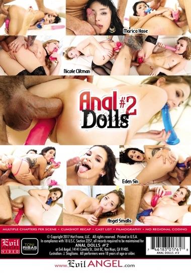 Anal Dolls #2