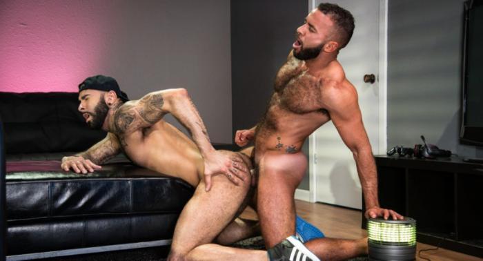 RS - Gaymers - Rikk York And Fernando Del Rio