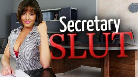 Secretary Slut, Annabelle Doll, 11/21/2016, 3d vr porno, UltraHD, 2160p