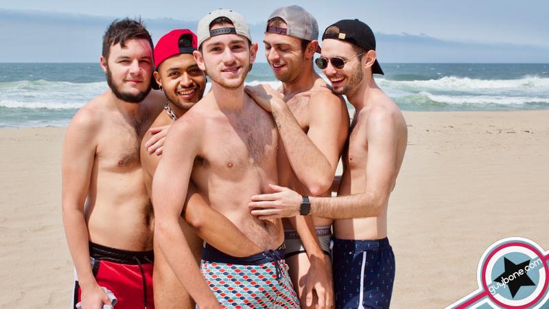 GB – Brayden, Dieter, Hyden, Lance, Topher – Back 2 Bareback Beach