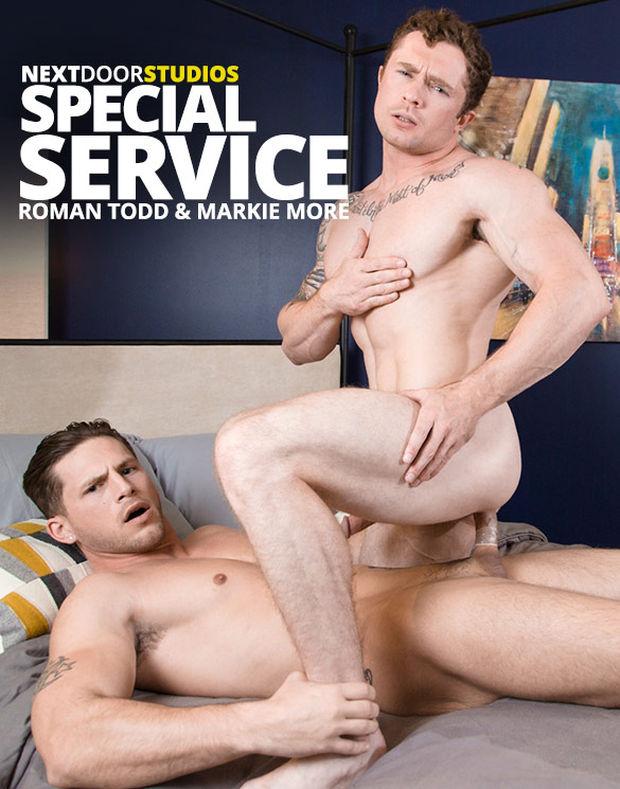 NDO – Roman Todd & Markie More – Special Service