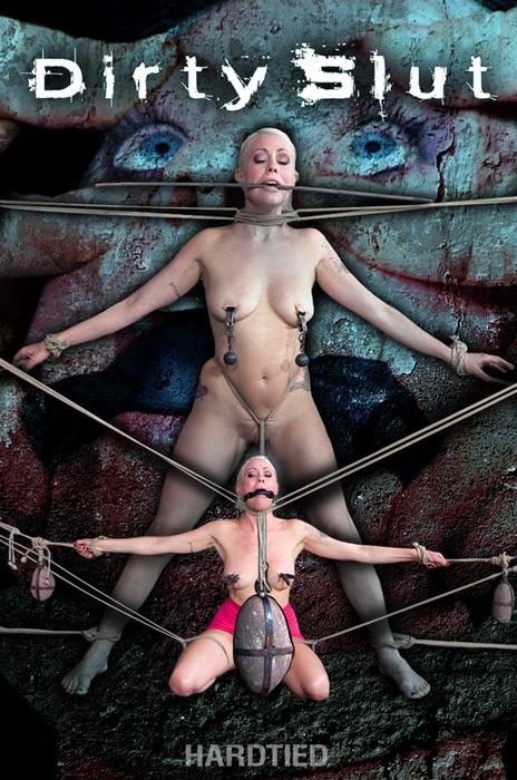 BDSM - Lorelei Lee, Matt Williams - Dirty Slut [HardTied.com / HD 720p]