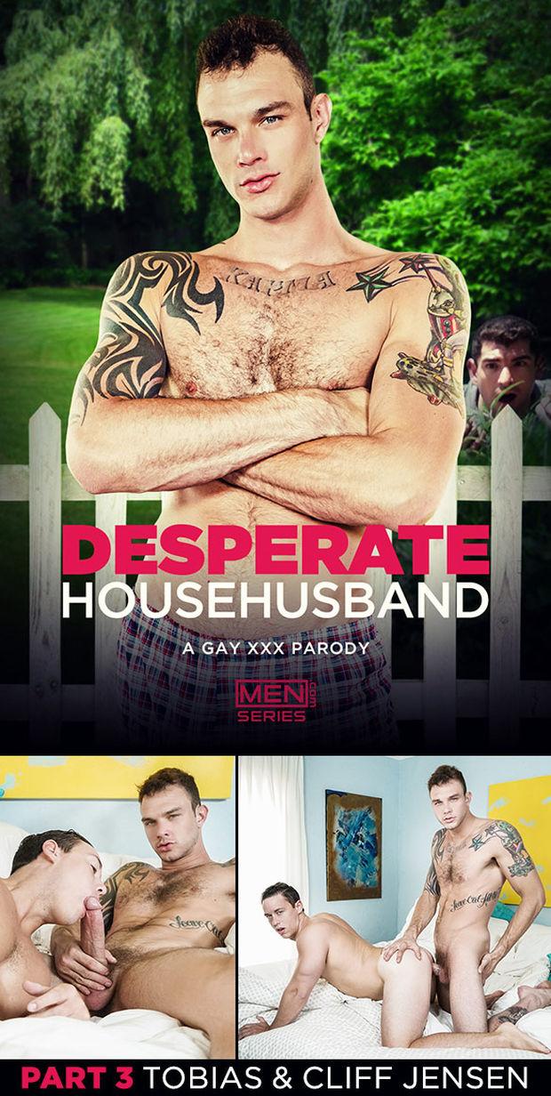 MEN – Cliff Jensen, Tobias – Desperate Househusband Part 3