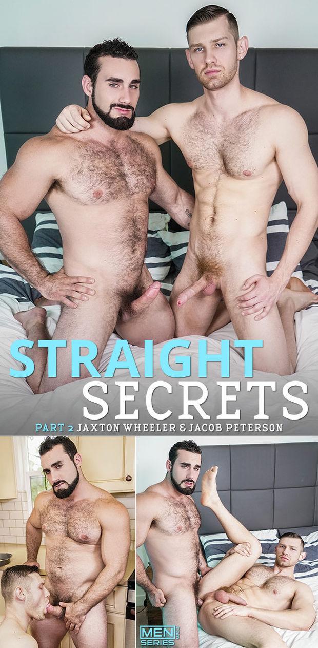 MEN – Jacob Peterson, Jaxton Wheeler – Straight Secrets Part 2