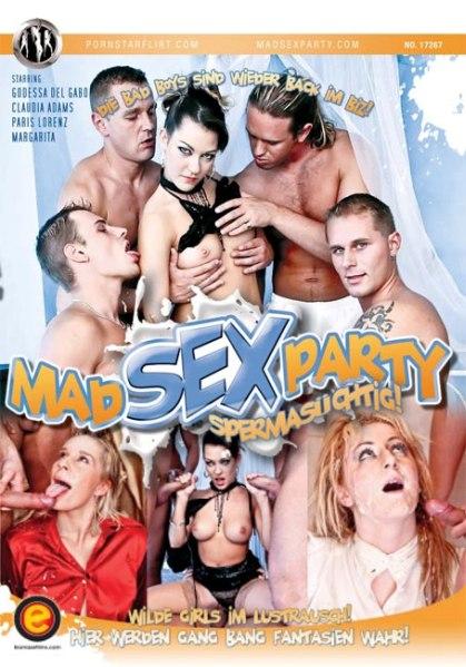Mad Sex Party - Spermasüchtig! Cover