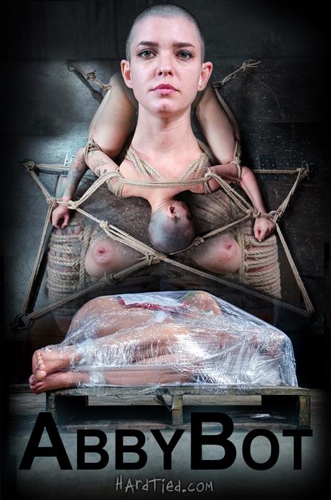 BDSM - Abigail Dupree - AbbyBot [HardTied.com / HD 720p]