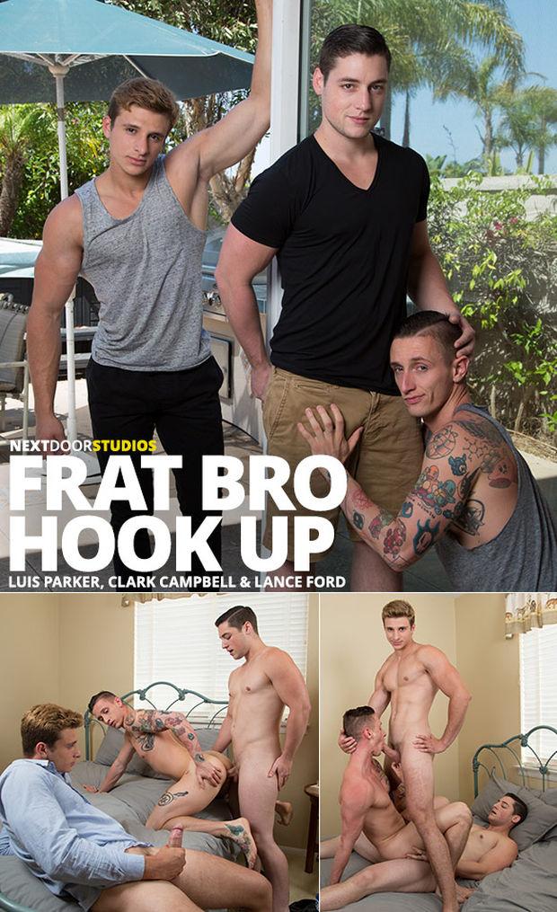 NDS – Lance Ford, Clark Campbell, Luis Parker – Frat Bro Hook Up