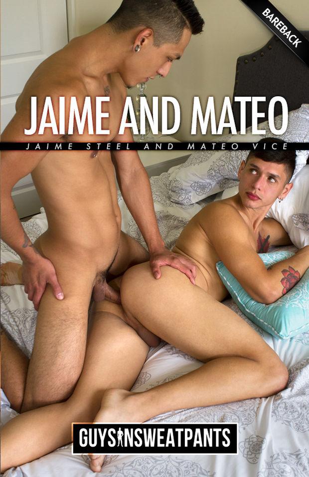 GISP – Mateo & Jaime Flip Fuck