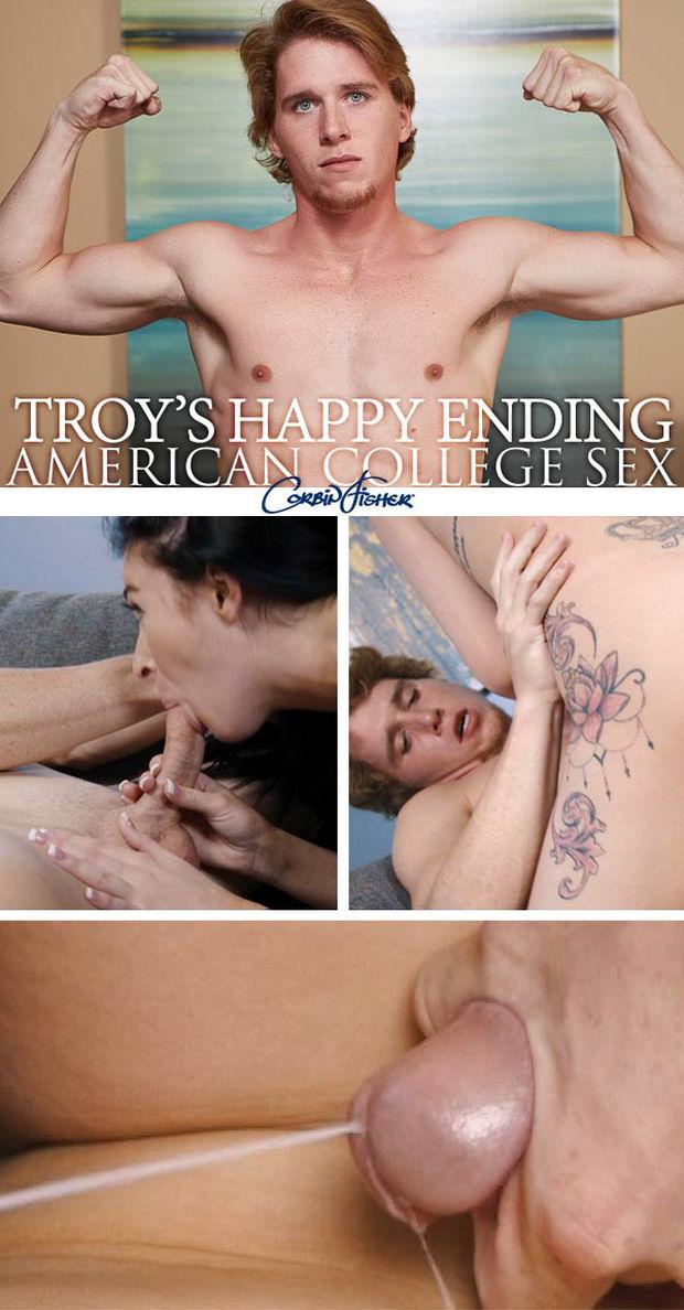 Troy's Happy Ending