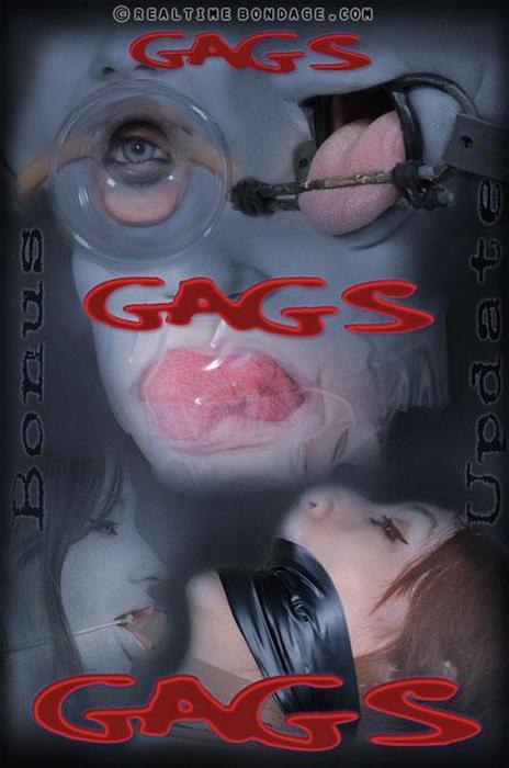 Violet Monroe - Gags, Gags, Gags (HD 720p)