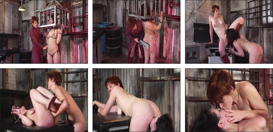 Perversion and Punishment #6, Scene 8