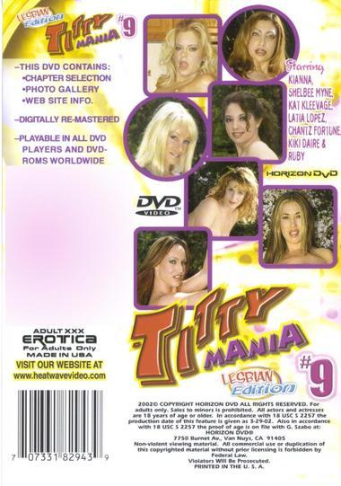 Titty Mania #9