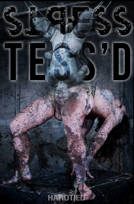 BDSM - Tess Dagger - StressTess'd [HardTied.com / 15.11.2017 / HD 720p]