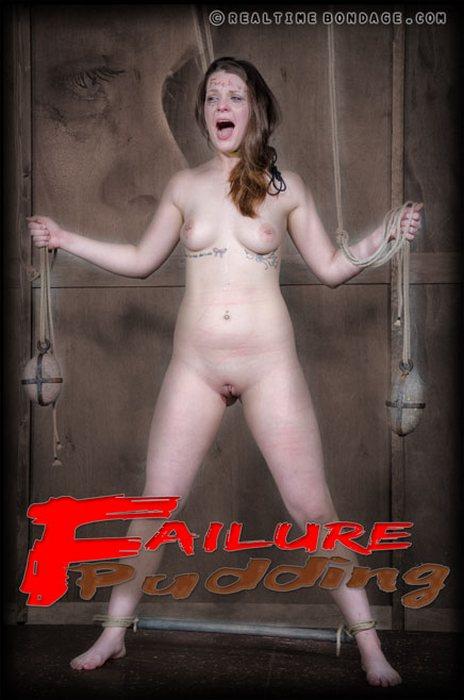 BDSM - Nora Riley - Failure Pudding - Part 2 [RealTimeBondage.com / 2017 / HD 720p]