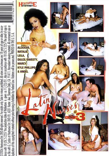 Latin Nurses #3