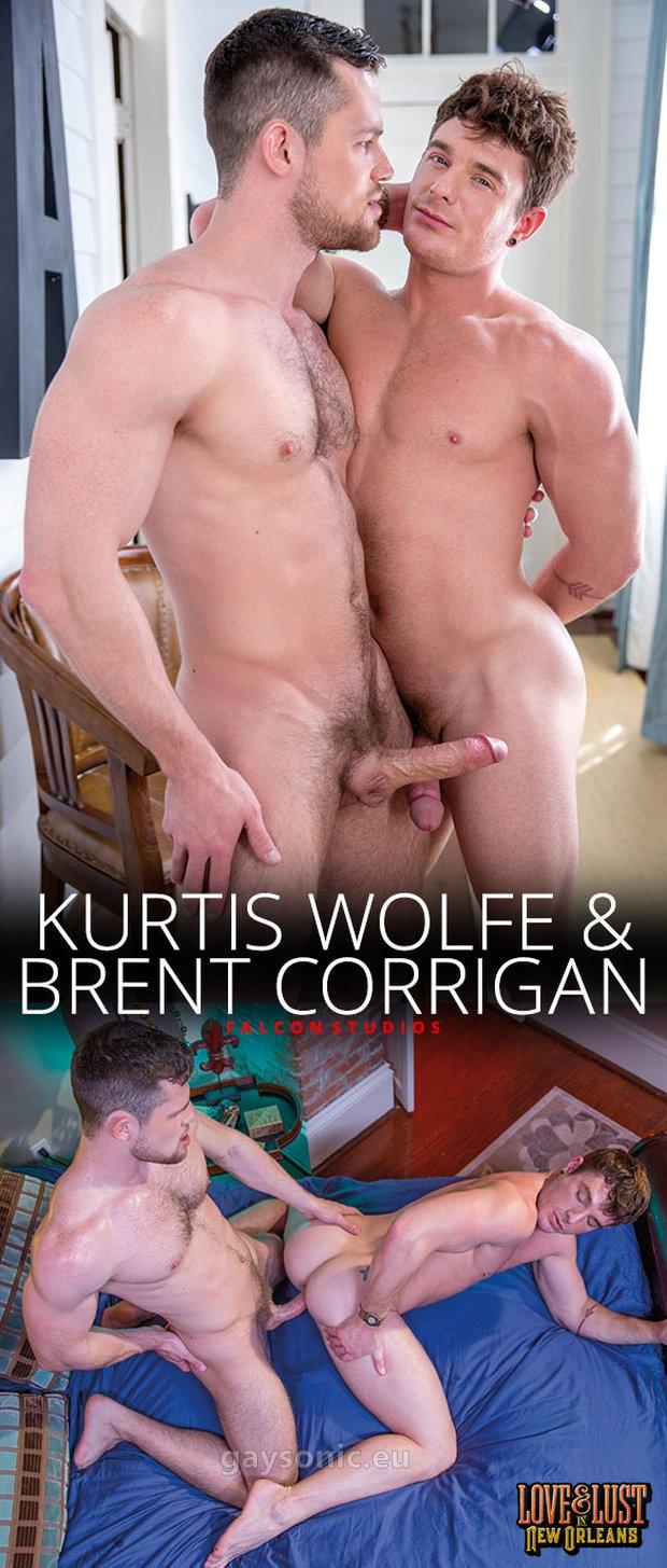 FS – Love & Lust in New Orleans – Brent Corrigan, Kurtis Wolfe
