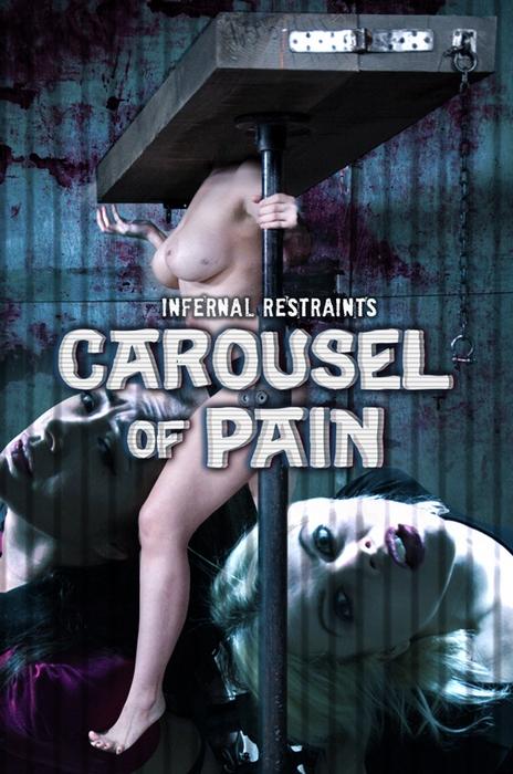 BDSM - Nyssa Nevers, Nadia White - Carousel of Pain [InfernalRestraints.com/ 10.11.2017 / HD 720p]