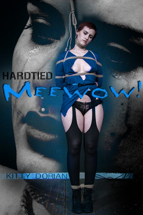 BDSM - Kitty Dorian - Meewow! [HardTied.com / 13.12.2017 / HD 720p]