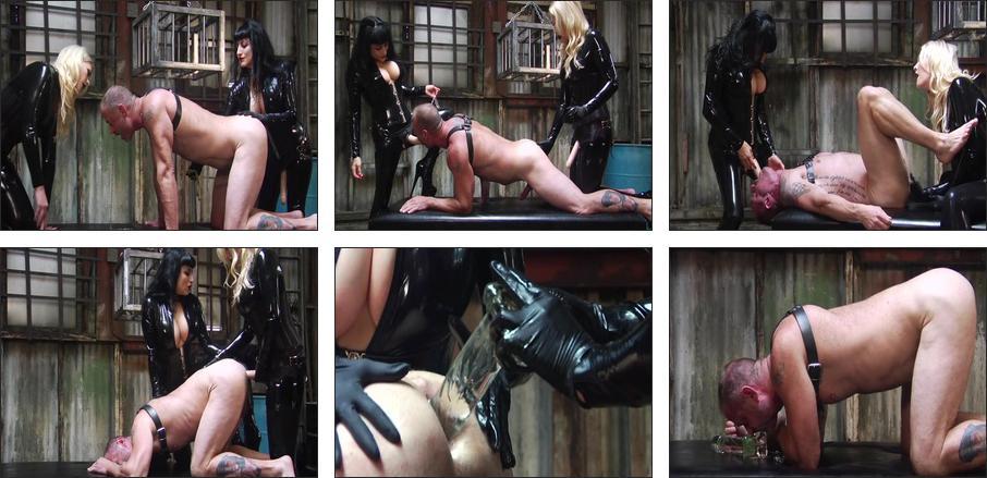 Perversion and Punishment #8, Scene 3