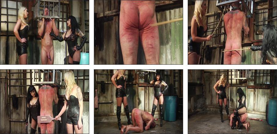 Perversion and Punishment #8, Scene 6