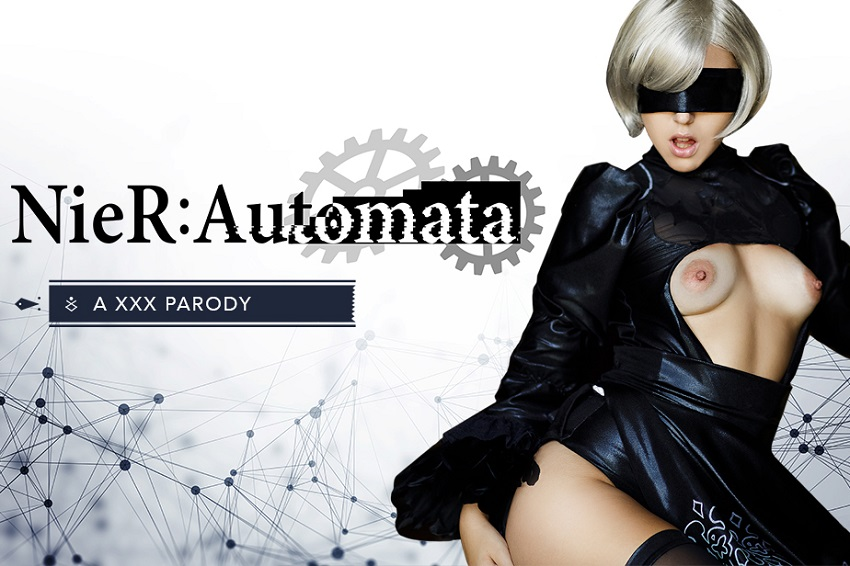 NieR: Automata A XXX Parody, Zoe Doll, Sep 8, 2017, 3d vr porno, HQ 1920p