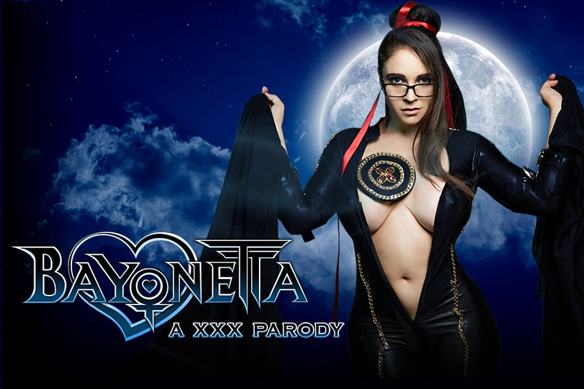Bayonetta A XXX Parody, Marta LaCroft, Sep 1, 2017, 3d vr porno, HQ 1920p