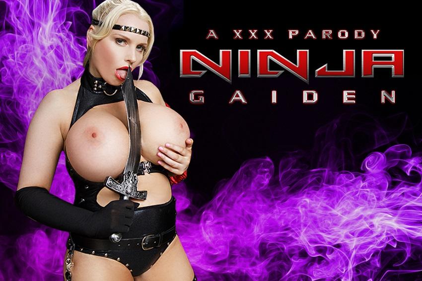 Ninja Gaiden A XXX Parody, Jordan Pryce, Aug 18, 2017, 3d vr porno, HQ 1920p