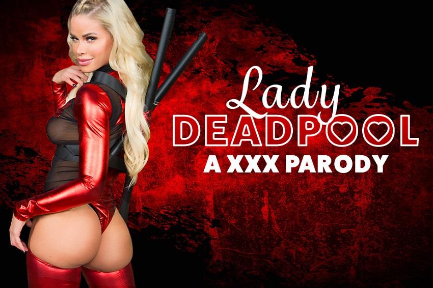 Lady Deadpool A XXX Parody, Jessa Rhodes, Dec 1, 2017, 3d vr porno, HQ 1920p
