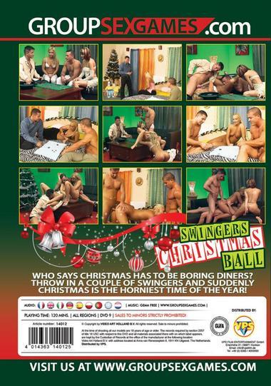 Swingers Christmas Ball
