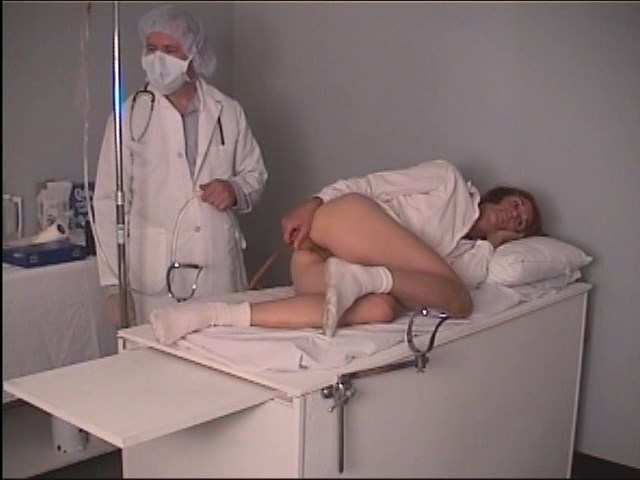 Cleansing enemas erotic
