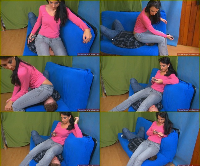 DOWNLOAD --->>> 5614 - Isabellas Smart Jeans-Facesitting
