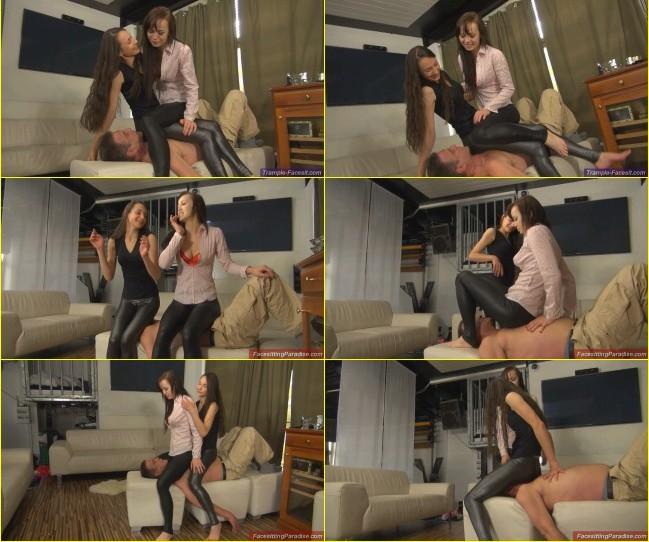 DOWNLOAD --->>> 5619 - Kim & Jennifer And Their Furniture-Slave