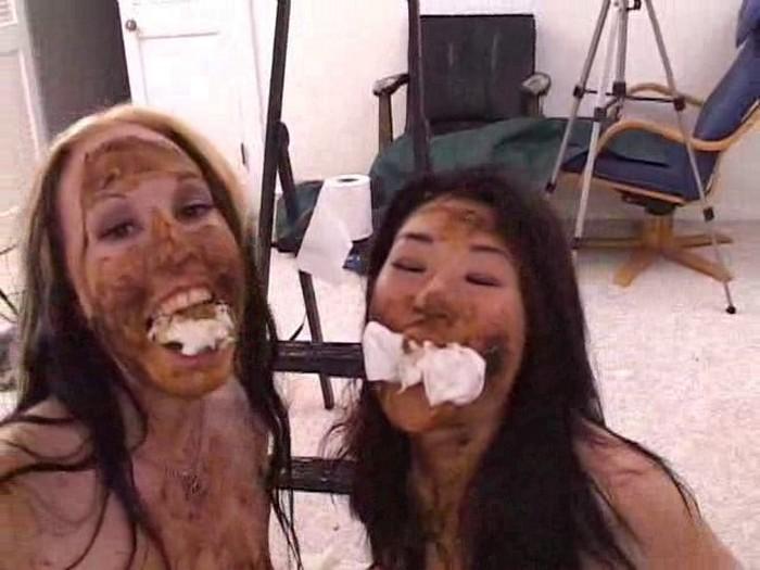 Scat - Roxy, Jennifer - Hollywood Scat Amateurs [Stolen Car Films / Sd 480p]