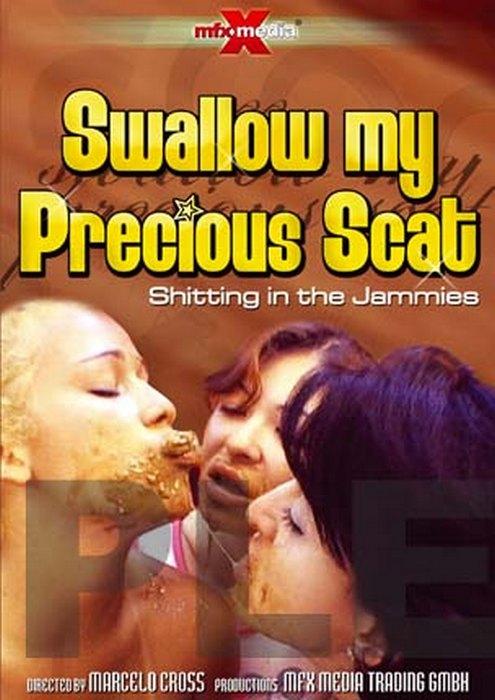 Scat - Swallow my Precious Scat - MFX-1185 [MFX-Media / SD 480p]