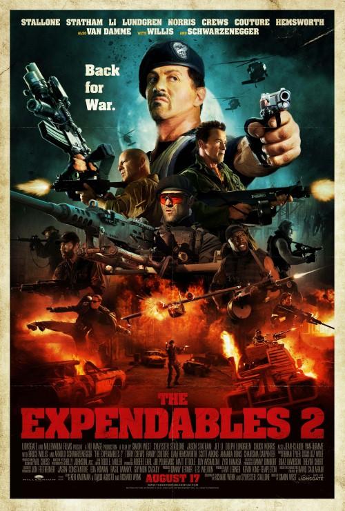 Niezniszczalni 2 / Expendables 2 (2012) PL.1080p.NF.WEBRip.x264.AC3-FILESDARK / Lektor PL