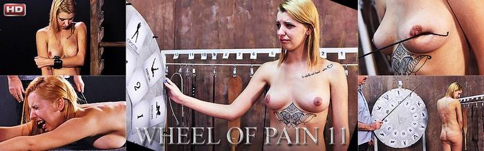 BDSM - Helen - Wheel of Pain 11 [ElitePain.com / 2016 / FullHD 1080p]