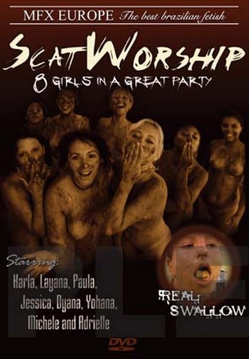 Scat - Scat Worship - MFX-756 [MFX-Media / Year 2004]