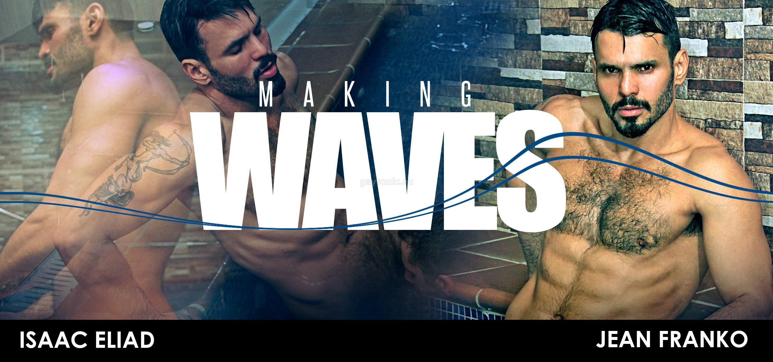 MAP – Making Waves – Isaac Eliad, Jean Franko