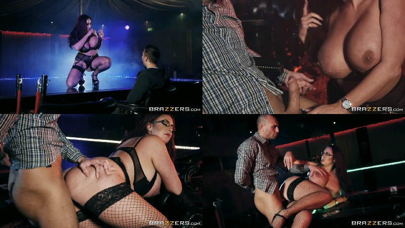 Emma Butt - My Stripping Stepmom - MilfsLikeItBig - HD 720p