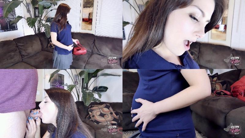 Princess Ellie Idol - Pumping Ellie Full of Cum - Clips4Sale - HD 720p