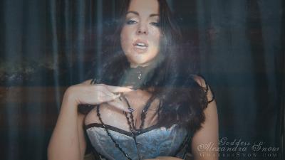 Goddess Alexandra Snow – Downward Spiral Trance